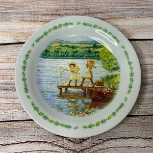 Anne of Green Gables Limited Edition Plate